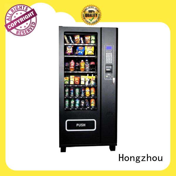 Hongzhou beverage vending machine factory for shopping mall
