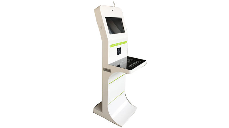 Hongzhou custom library information kiosk for busniess in book store-2