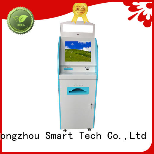 Hongzhou wholesale patient check in kiosk metal for sale