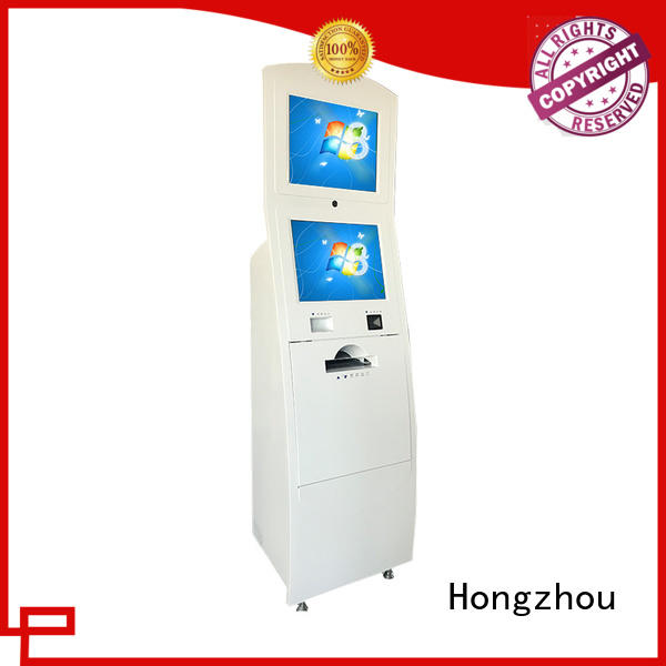 best touch screen information kiosk manufacturer for sale