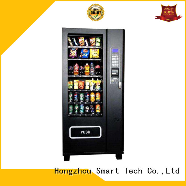 drinks snack and beverage vending machine sell for supermarket