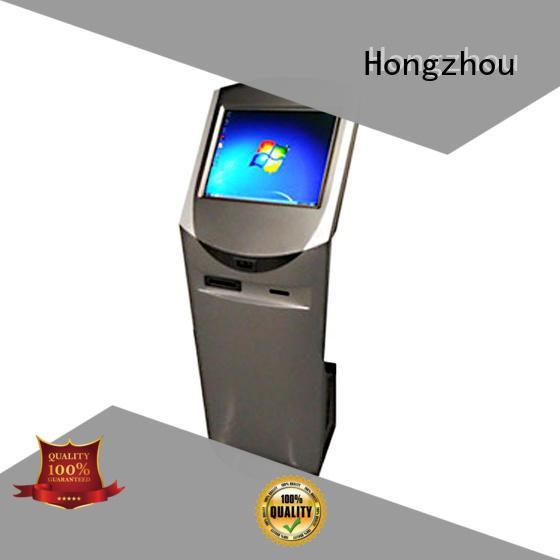 wireless employee information kiosk with camera for sale