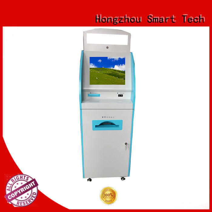 end patient self check in kiosk check hospital Hongzhou