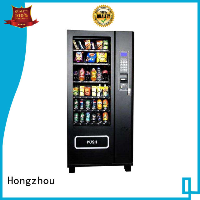 custom snack vending machine factory for airport