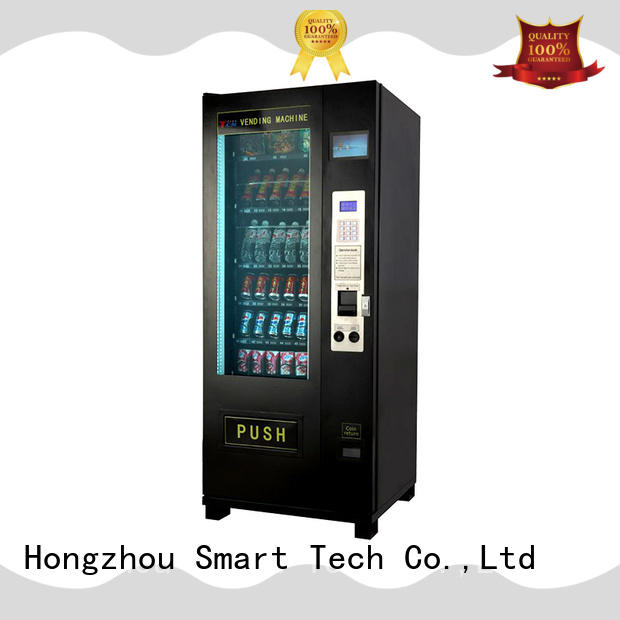 commercial vending machine free standing for supermarket Hongzhou