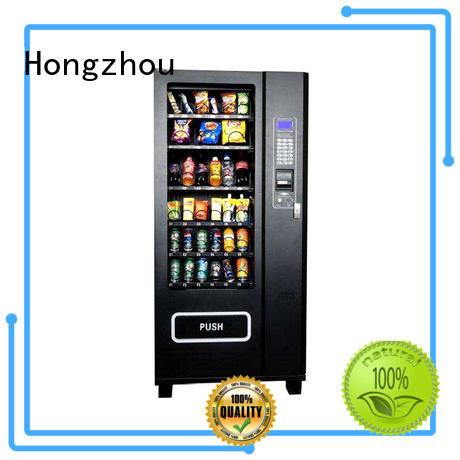 Hongzhou automated vending machine company for sale
