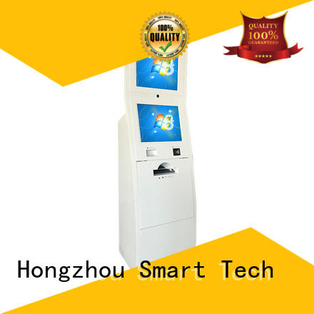 Hongzhou high quality interactive information kiosk company in airport