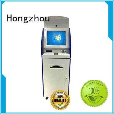 Hongzhou interactive information kiosk manufacturer in bar