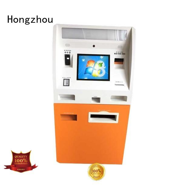 accept bill payment kiosk self for sale