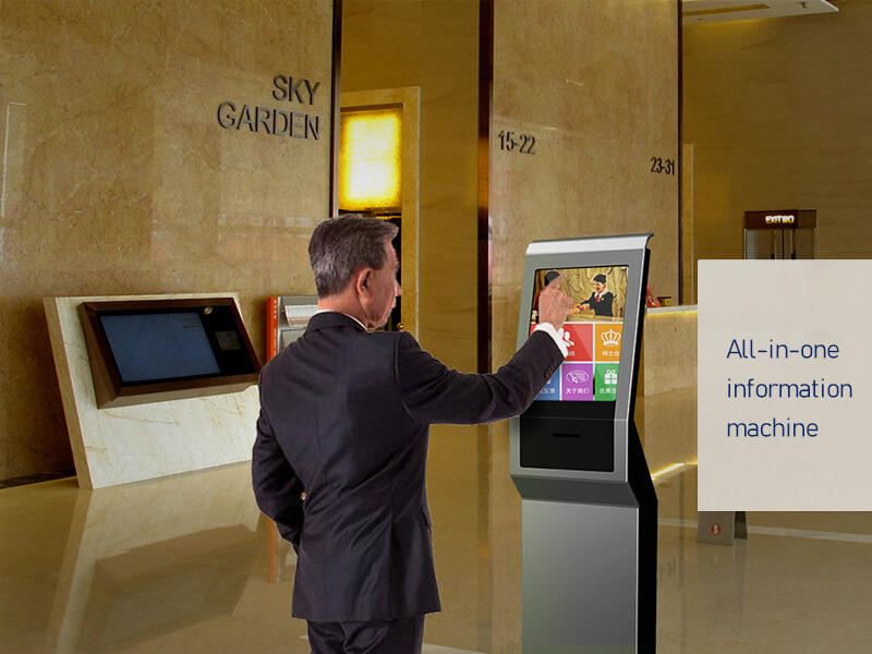 Information Kiosk for Government Scenario