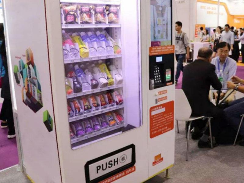 Beverage Vending Machine for Business Organizations