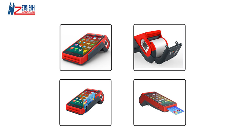all in one portable pos with barcode scanner for sale-2