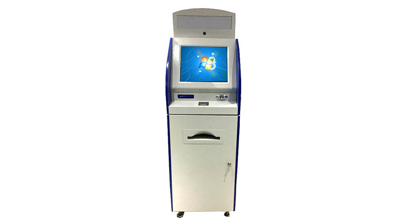 top interactive information kiosk appearance in bar-2