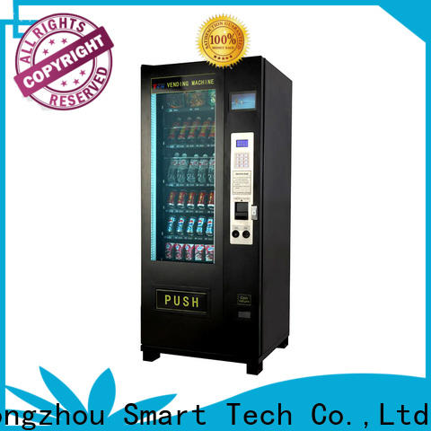 Hongzhou automatic vending machine free standing for airport