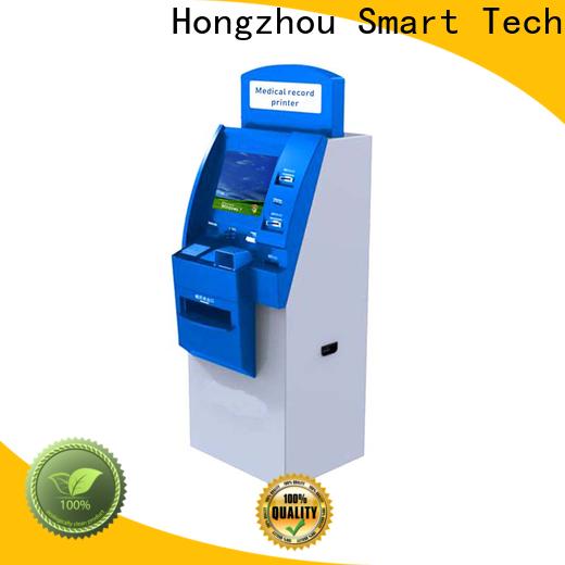 Hongzhou hospital kiosk for busniess for patient