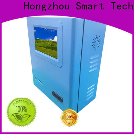 Hongzhou self payment kiosk coin for sale