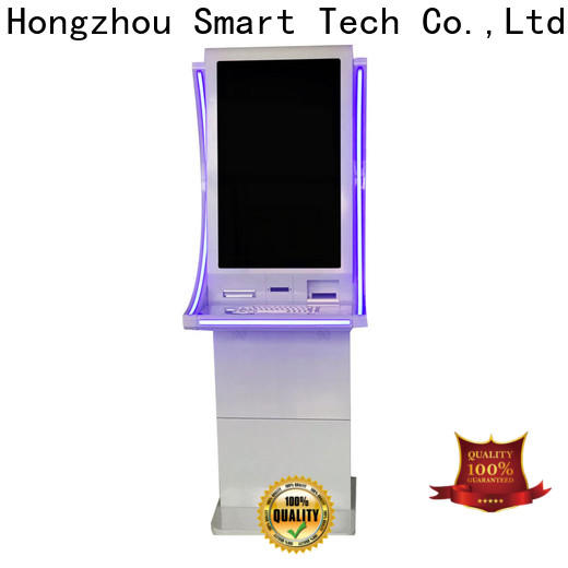 Hongzhou latest self payment kiosk supplier in hotel