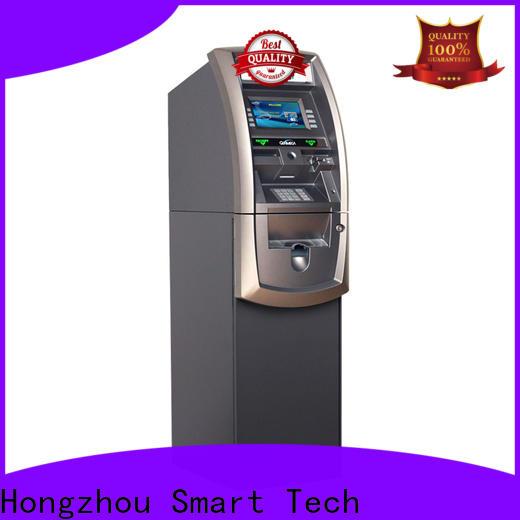 Hongzhou atm kiosk with logo for transfer accounts