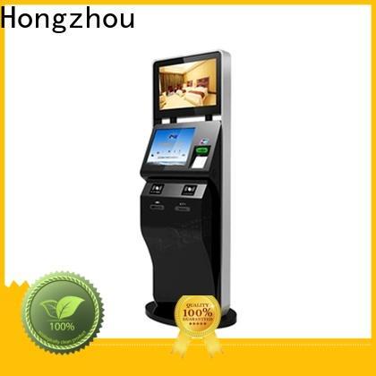 Hongzhou ticketing kiosk for busniess in cinema