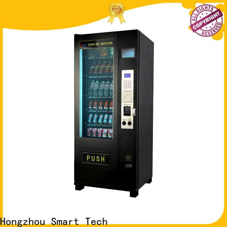 Hongzhou automated vending machine company for supermarket