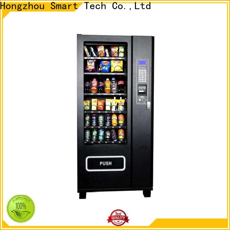 Hongzhou vending kiosk multiple payment for sale