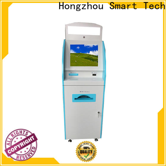Hongzhou capacitive patient self check in kiosk board for patient
