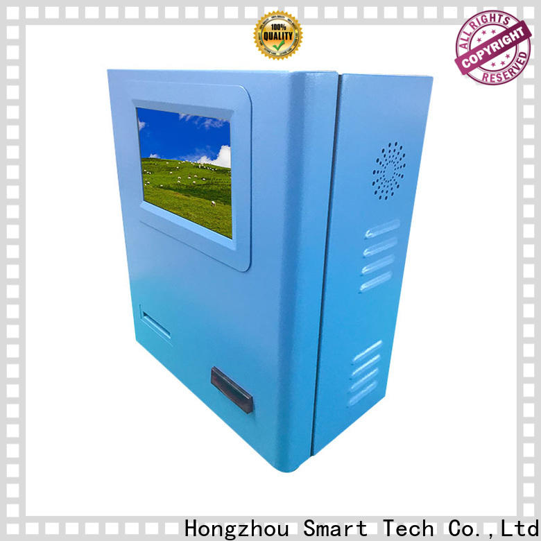 Hongzhou windows system payment kiosk supplier in hotel