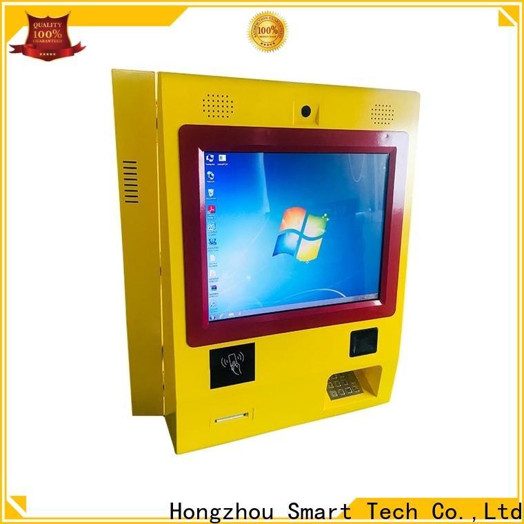 Hongzhou high quality kiosk payment terminal acceptor in bank