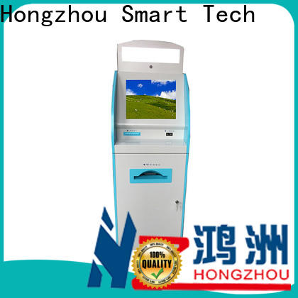 Hongzhou high quality patient check in kiosk board for patient