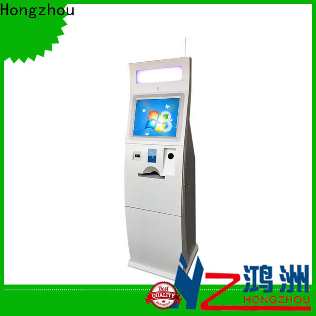 Hongzhou hd automated payment kiosk powder for sale