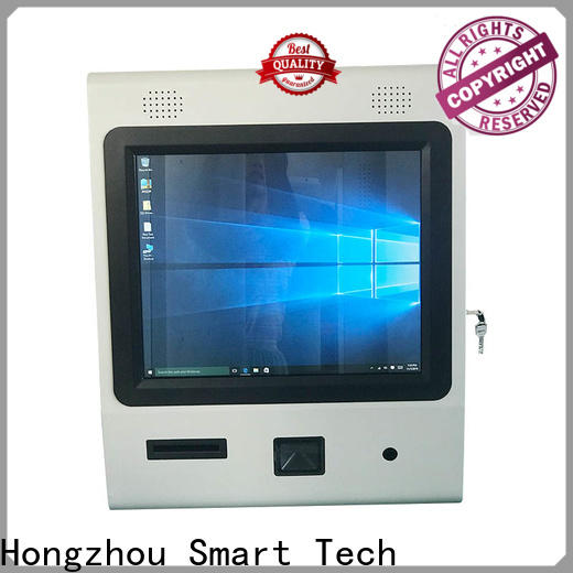Hongzhou new information kiosk company in bar