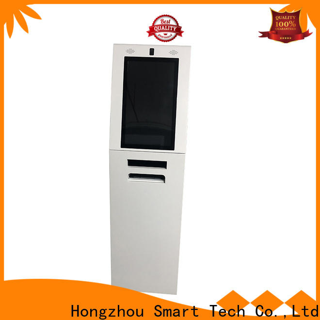 Hongzhou touch screen information kiosk receipt for sale