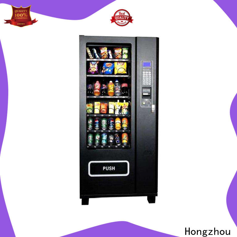 Hongzhou best commercial vending machine for busniess for sale