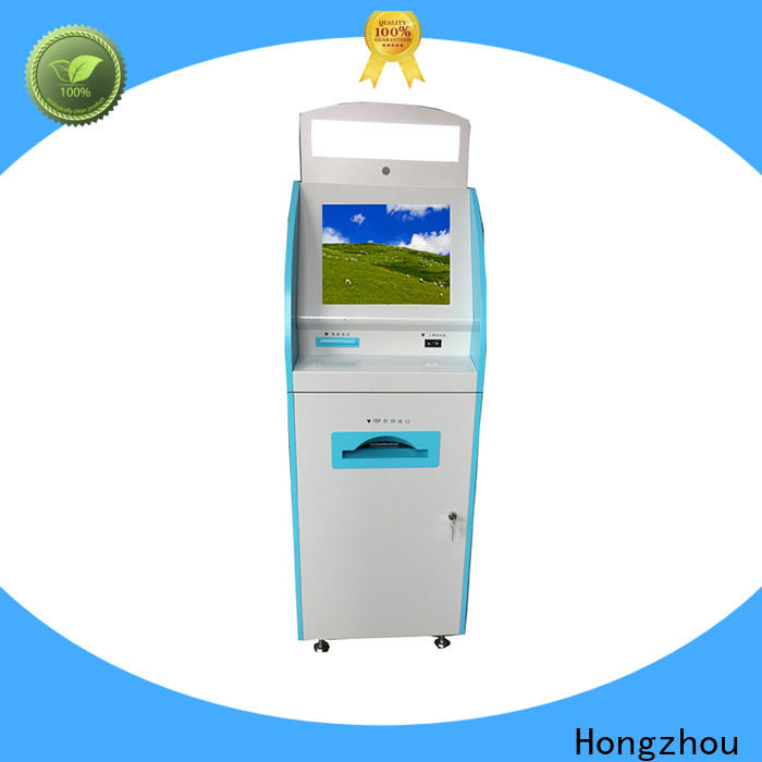 high quality patient check in kiosk factory in hospital