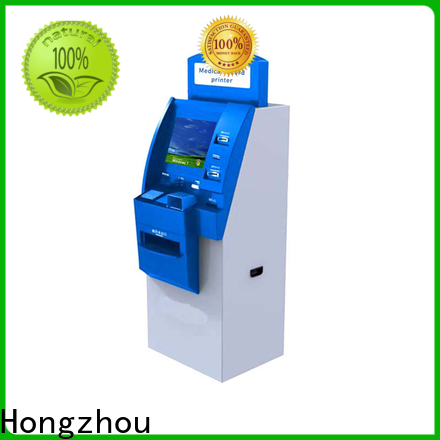 Hongzhou custom hospital kiosk key for patient
