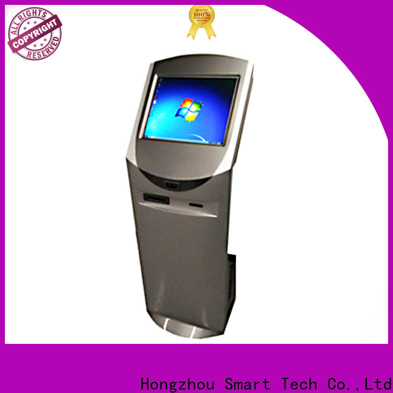 Hongzhou government information kiosk supplier in airport