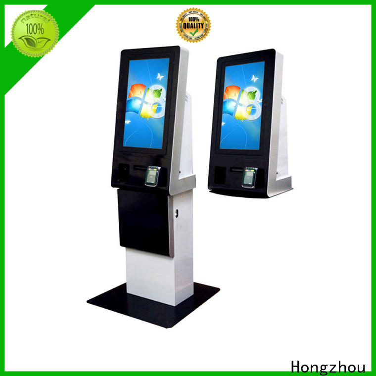 Hongzhou bill payment kiosk dispenser for sale