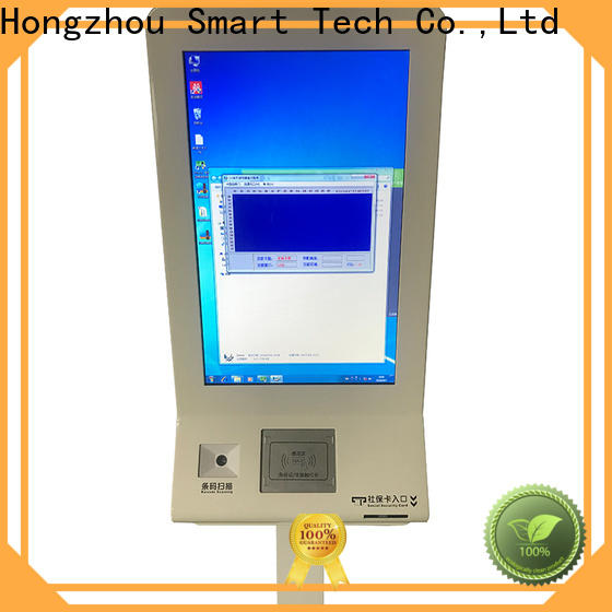 Hongzhou latest patient check in kiosk company in hospital