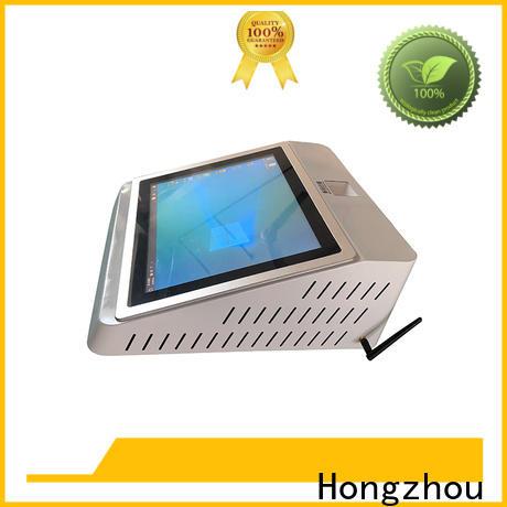 Hongzhou top hospital kiosk manufacturer in hospital