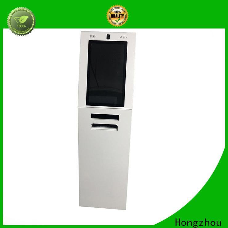 Hongzhou multimedia information kiosk appearance for sale