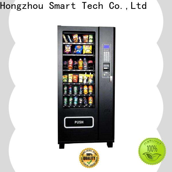 Hongzhou automatic vending machine manufacturer for airport