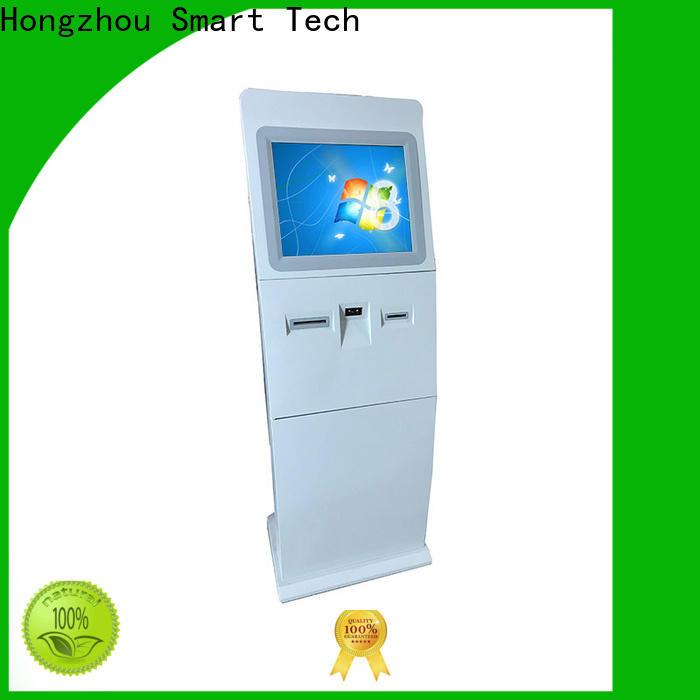 Hongzhou new information kiosk for busniess in airport