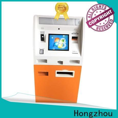 Hongzhou self service self payment kiosk keyboard for sale