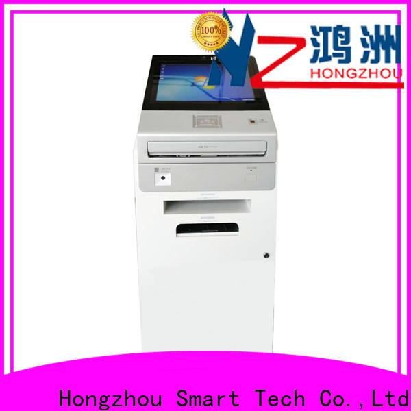 Hongzhou best digital information kiosk appearance in bar