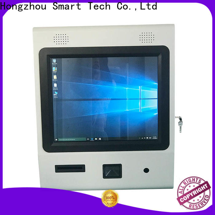 Hongzhou indoor digital information kiosk company for sale