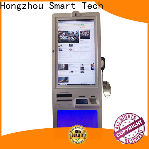 Hongzhou hospital check in kiosk company in hospital