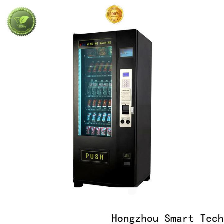 custom vending equipment for busniess for airport