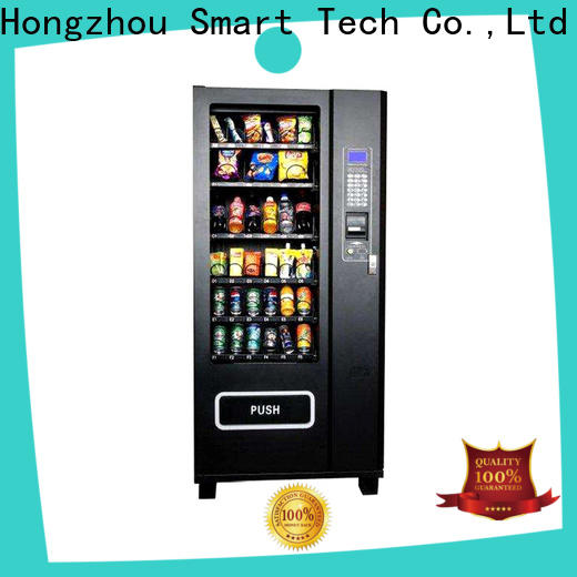 Hongzhou automated vending machine with barcode scanner for sale