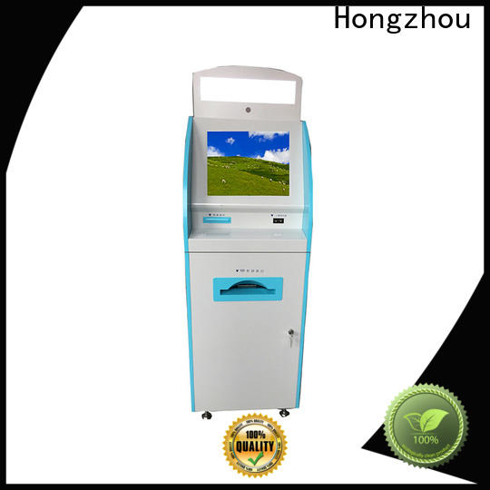 Hongzhou hospital kiosk key for patient