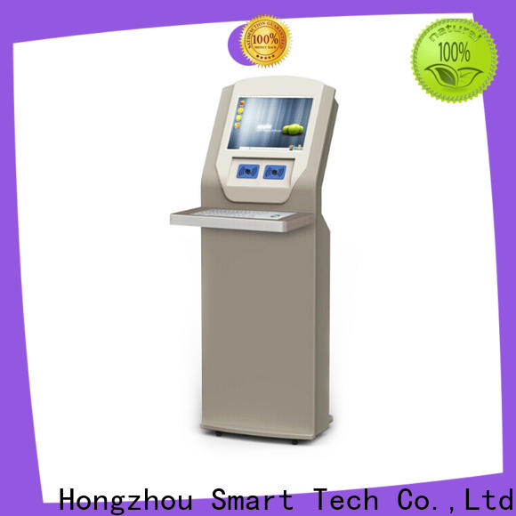 interactive library kiosk manufacturer for sale